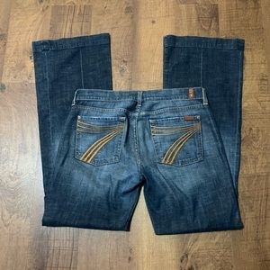 Seven For All Mankind Dojo Flared Jeans